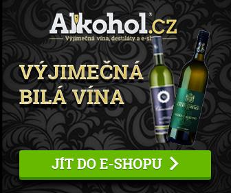 Výjimečná bílá vína