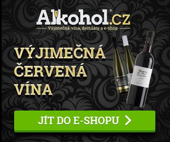 Vynikající červená vína